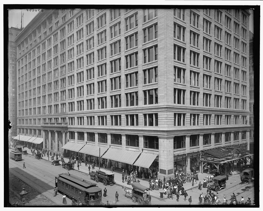 Marshall Field's (Marshall Field & Co.) store, Chicago, Ill.