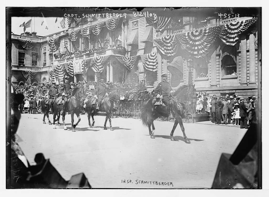 Olympic Athletes Reception Capt. Schmittberger City Hall, New York