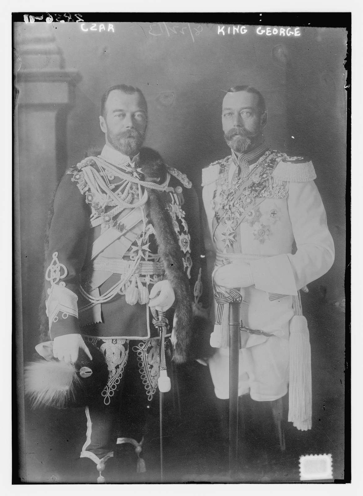 Czar, King George