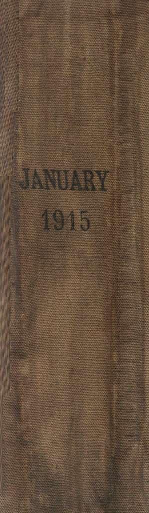 Associated Press, Washington, D.C., Bureau News Dispatches: 1915, Jan