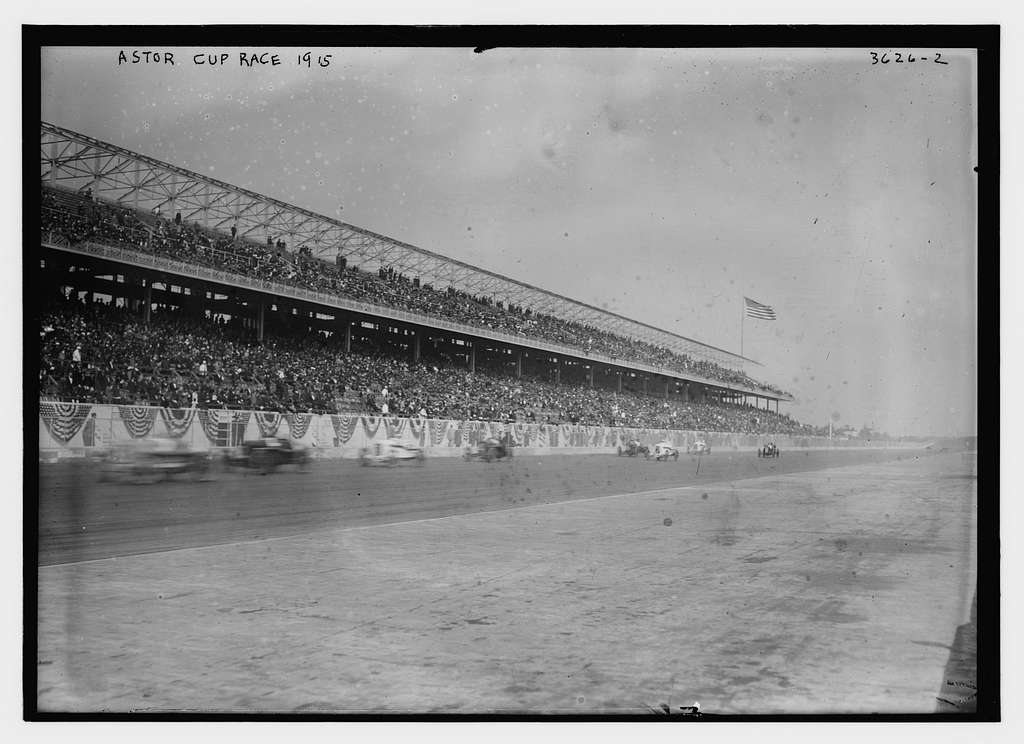 Astor Cup race --1915