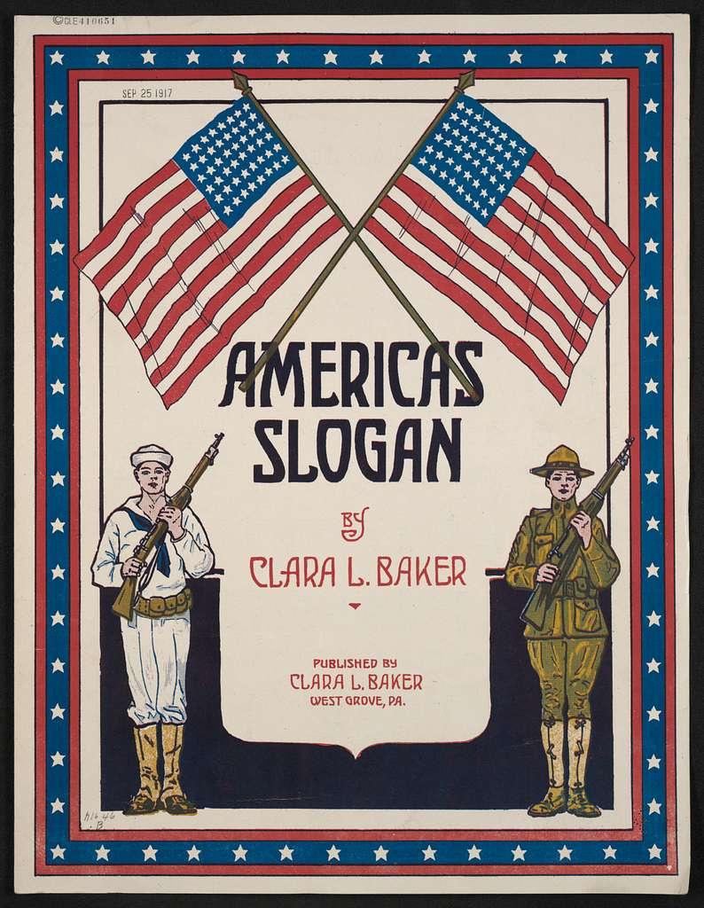 America's slogan