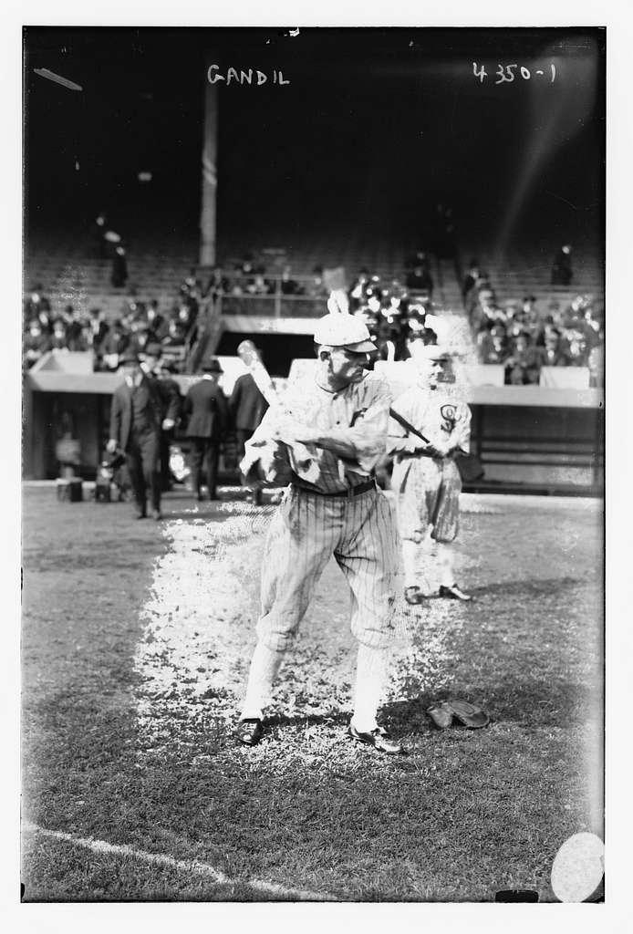 Chick Gandil, Chicago AL (baseball)
