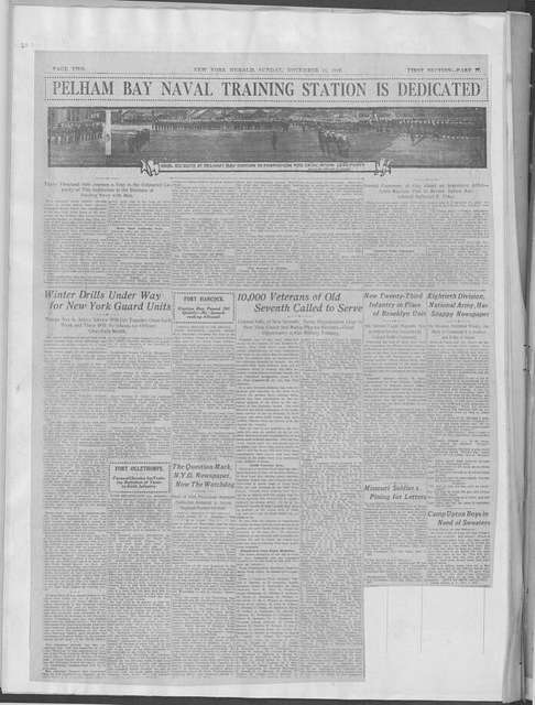 World War history : daily records and comments as appeared in American and foreign newspapers, 1914-1926 (New York), November 11, 1917, (1917 November 11-15)