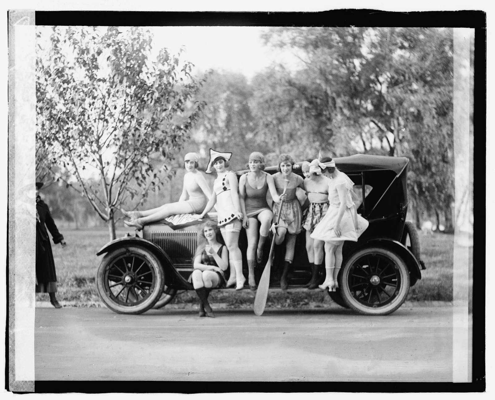Mack Sennett girls