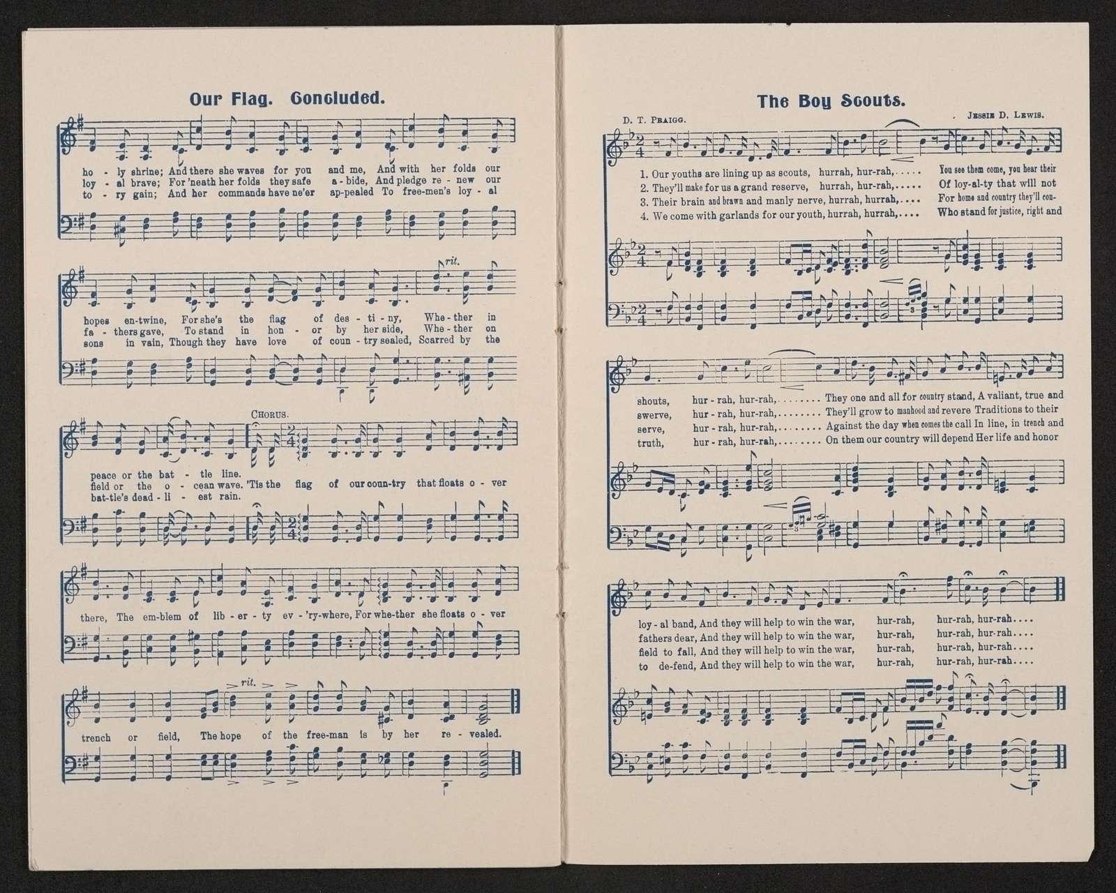 The patriotic chorus