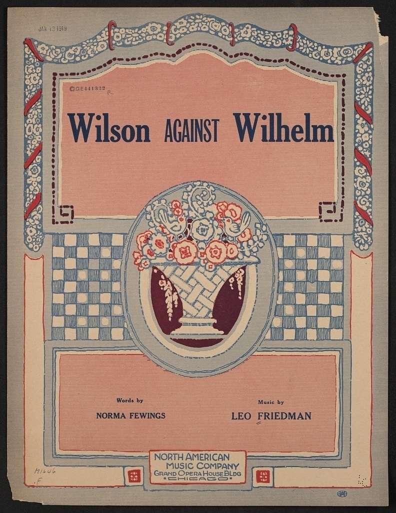 Wilson against Wilhelm