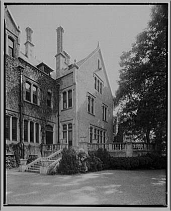 J.H. Hammond home, 2221 Kalorama Rd. Exterior of Hammond home III