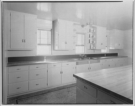 Kitchen Equipment Co. Kitchen in Fox home in Round Hill, Virginia II