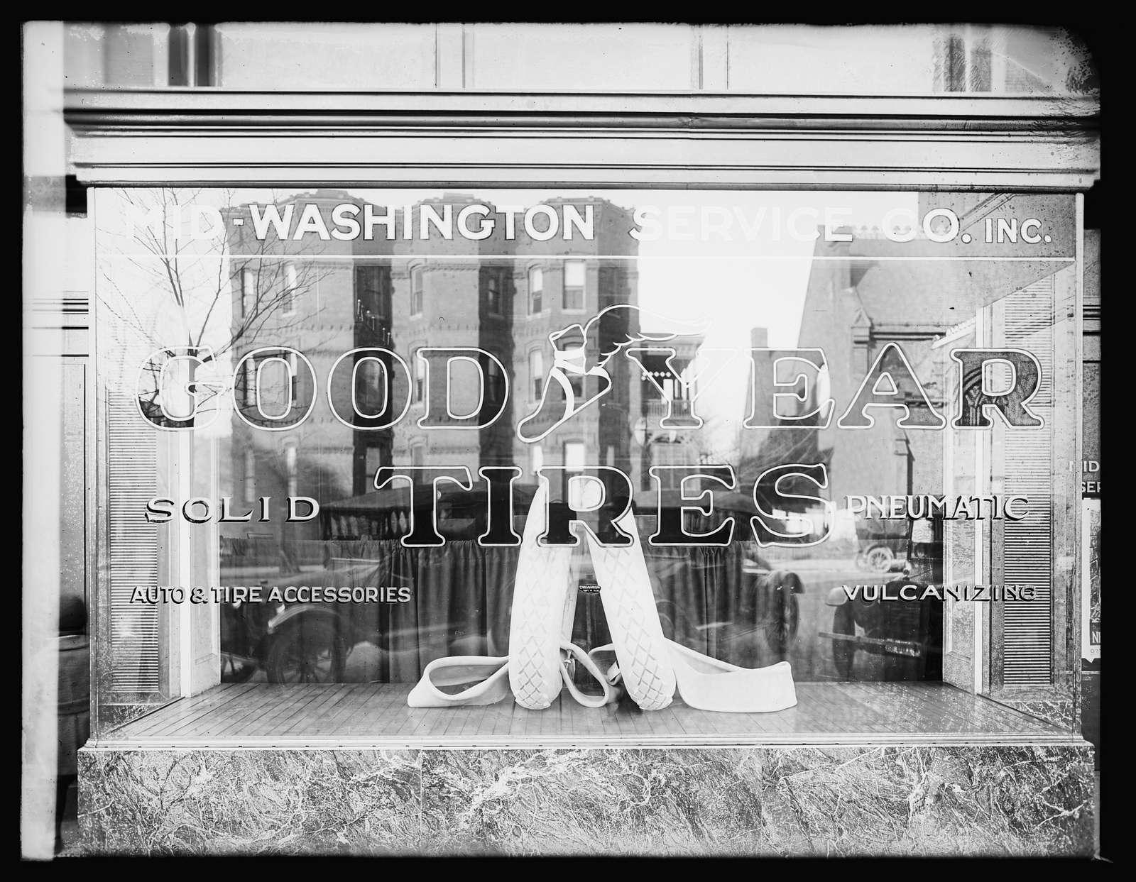 Mid Washington Service Co., Inc., exterior