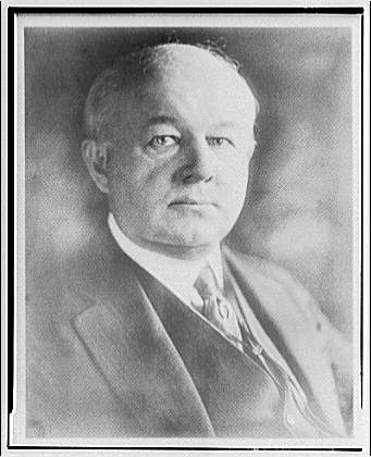 Senator Goff. Portrait of Senator Goff II