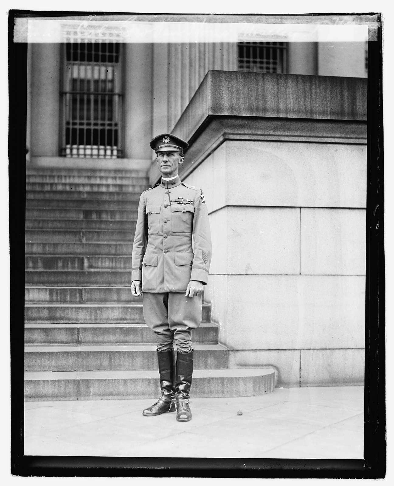 Col. Geo. Van Horn Moseley