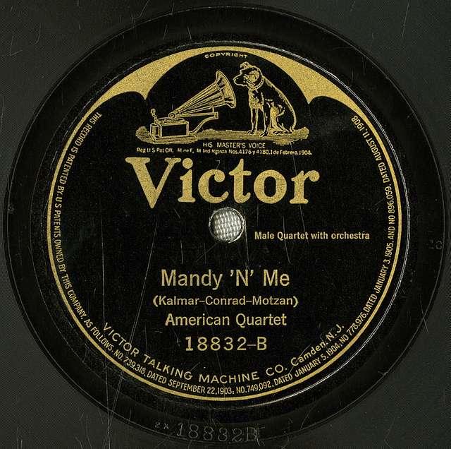 Mandy 'n' me