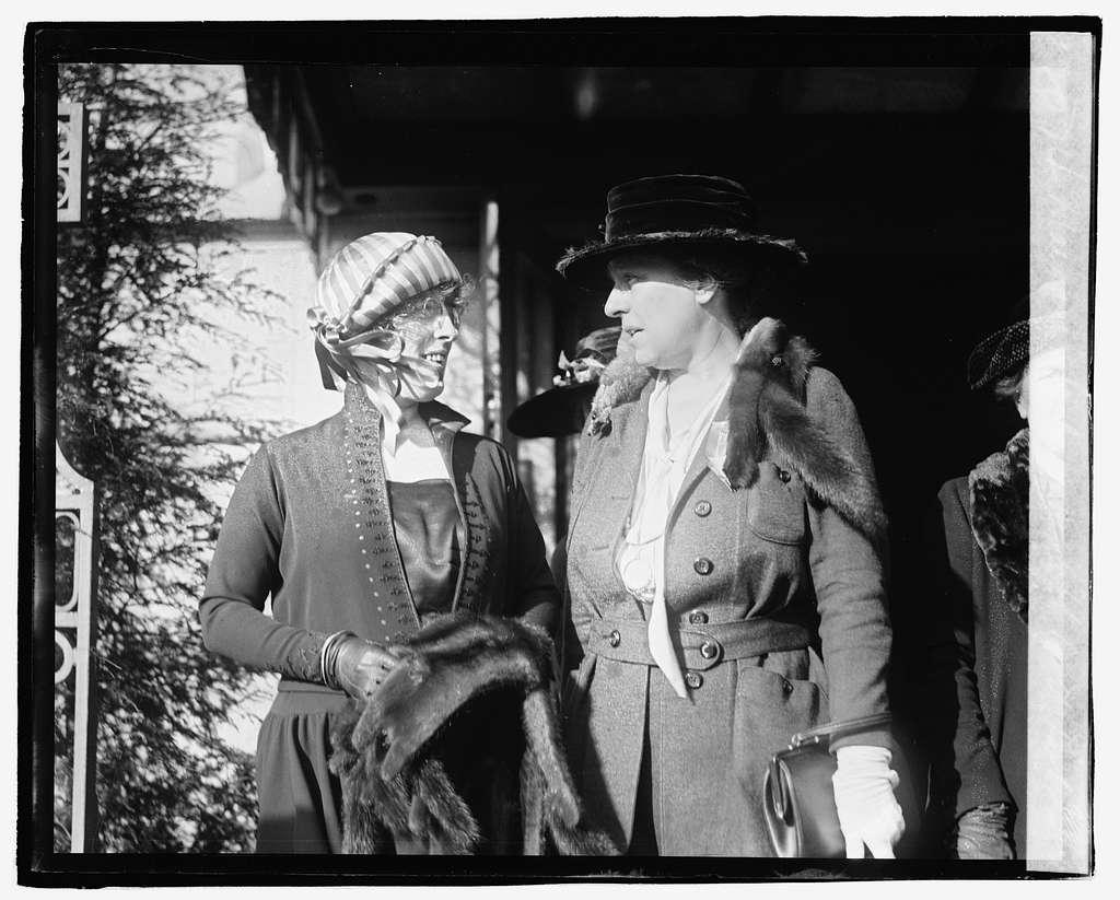 Margaret Wilson & Mrs. Abby Scott Baker, 21721