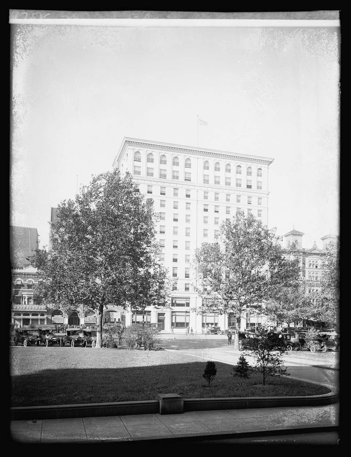 Munsey Bldg., Washington, D.C.