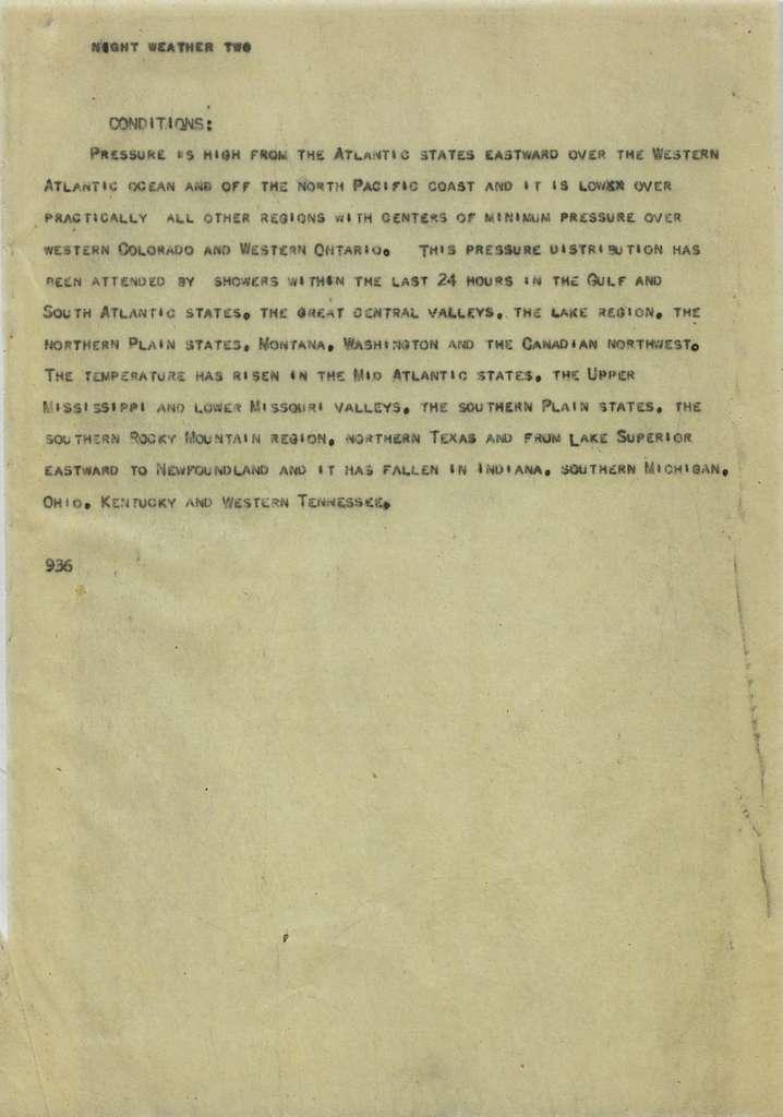 Associated Press, Washington, D.C., Bureau News Dispatches: 1925, June 1-15