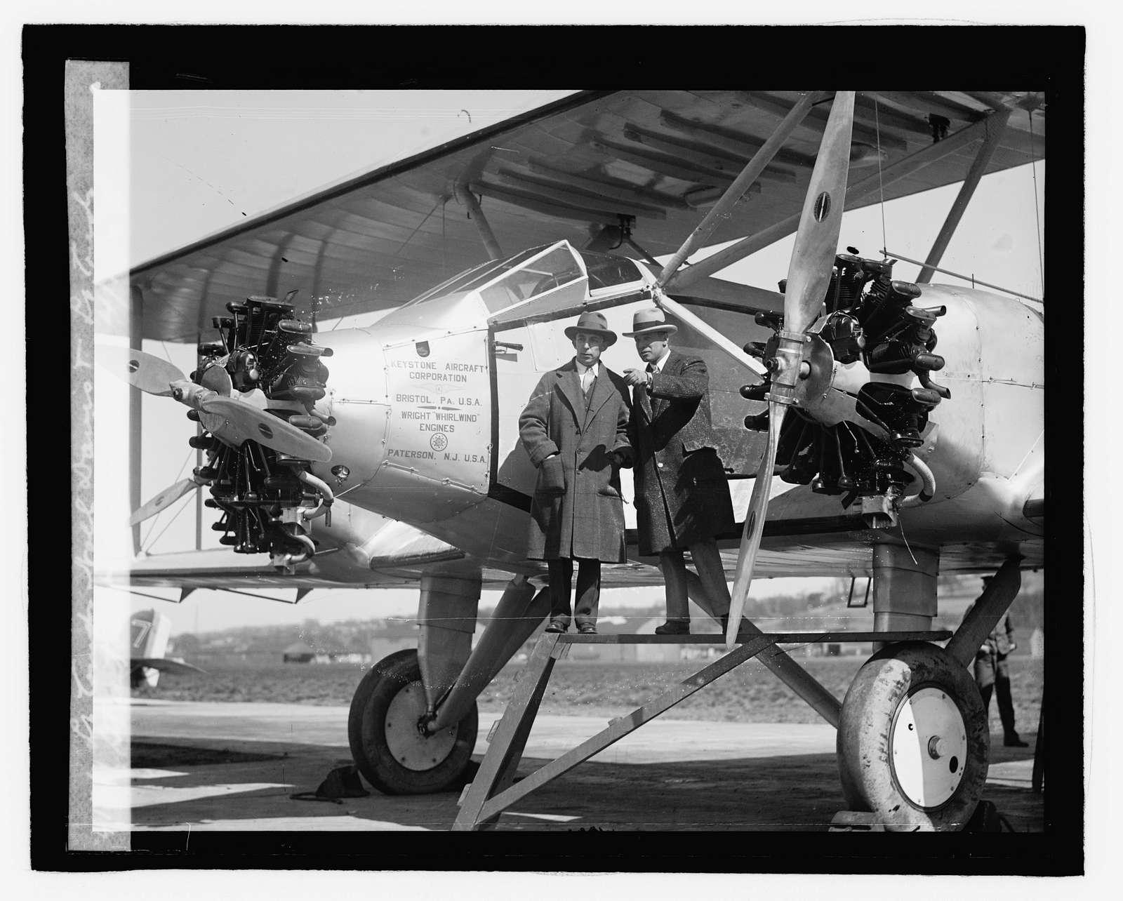 Lt. Comdr., Noel Davis & Lt. Comdr Stanton H. Wooster, 41127