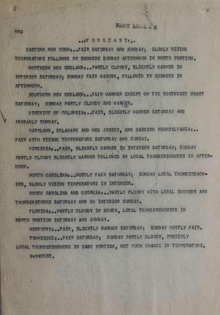 Associated Press, Washington, D.C., Bureau News Dispatches: 1929, Aug. 21-31