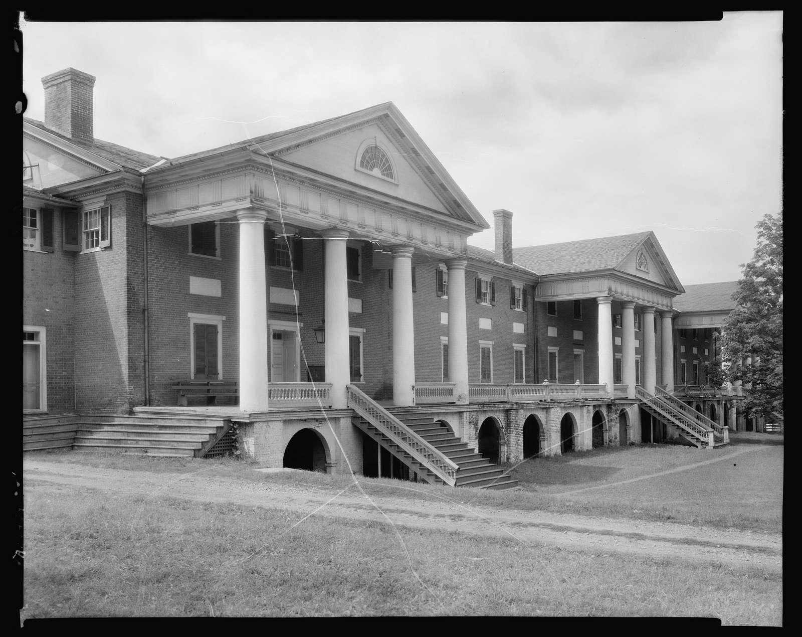 Old Sweet Springs, Monroe County, West Virginia