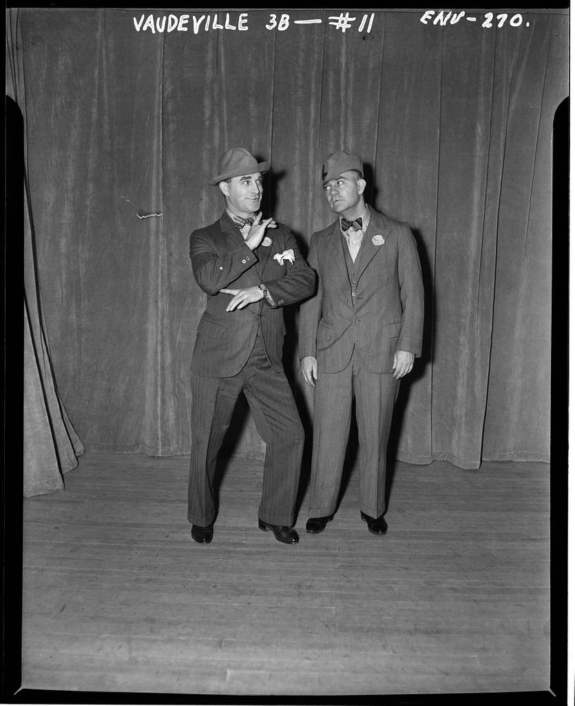 Vaudeville (84 Photographs)