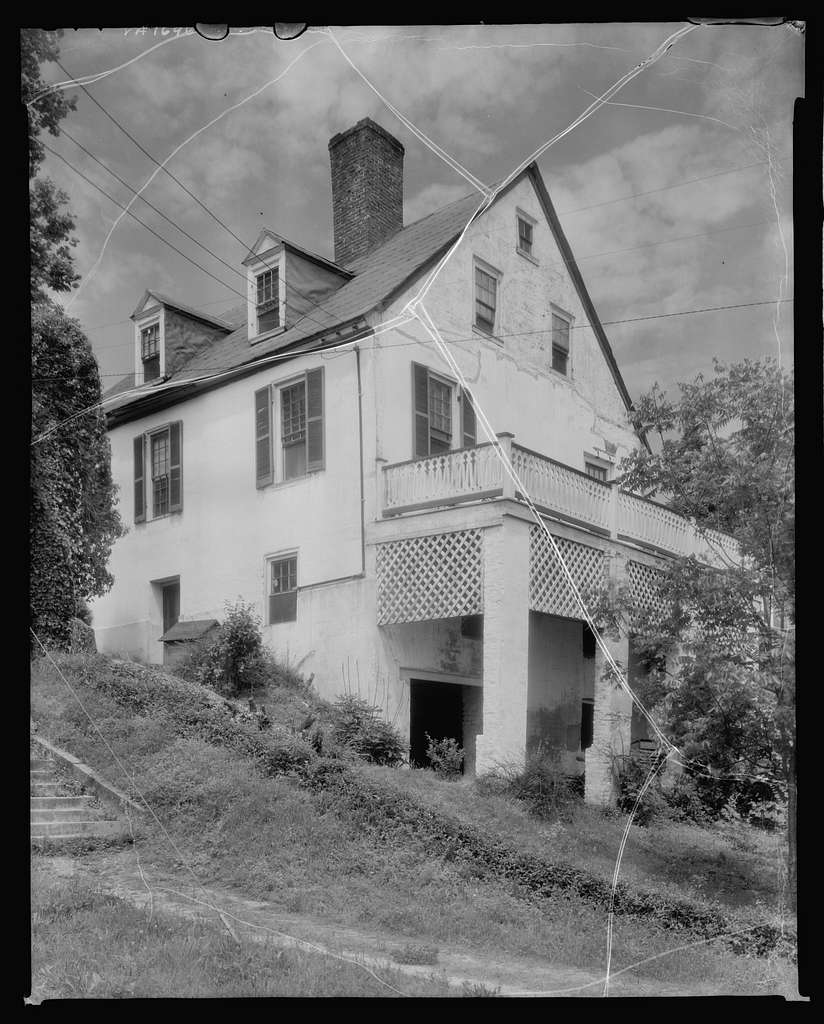 Customs House, Tappahannock, Essex County, Virginia