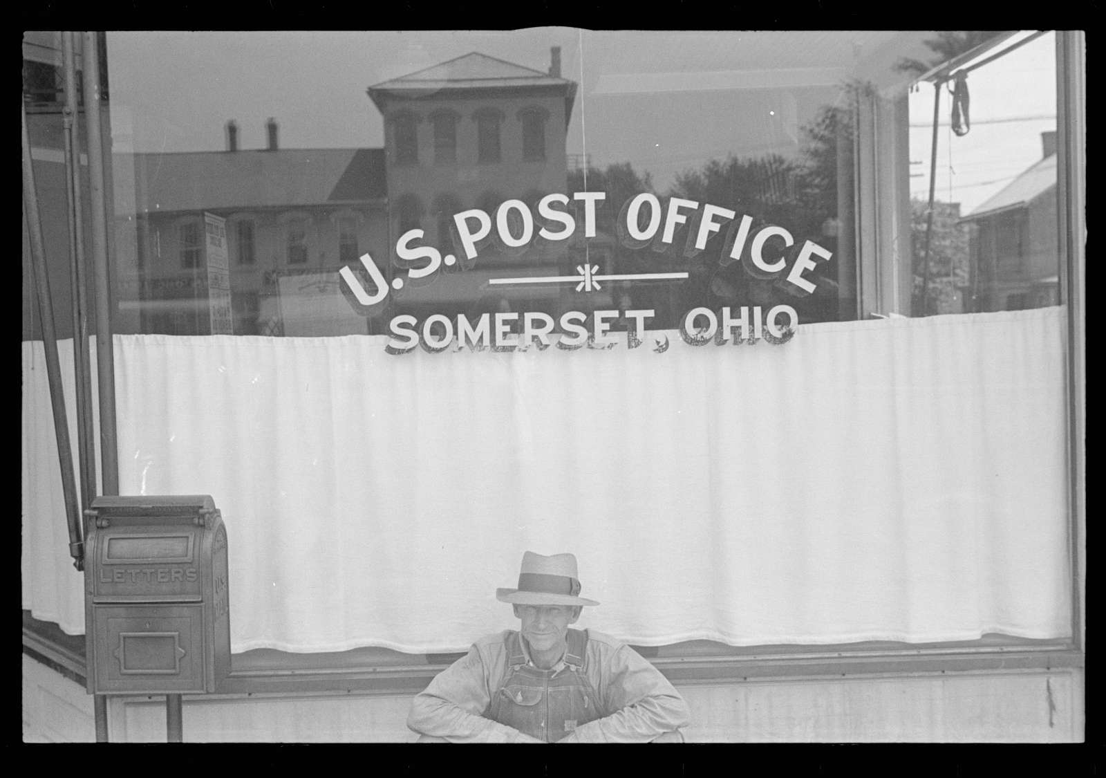 Post office, Sommerset, Ohio