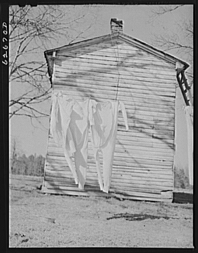 Farmhouse. Essex County, Virginia