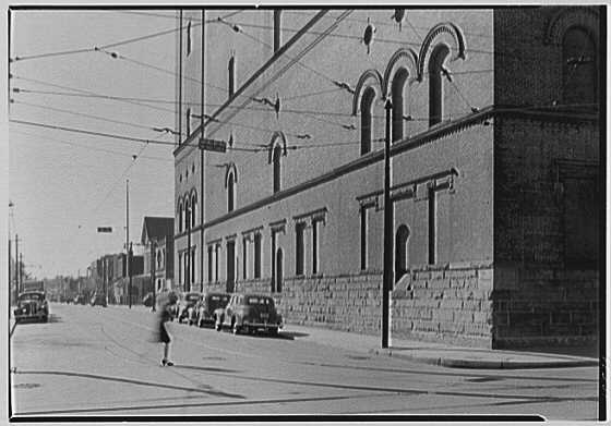 Greater New York Brewery Inc., 501 First Ave., New York City, Cypress Ave., brewery & vicinity. No. 2, west side of Weirfield, from Cypress Ave