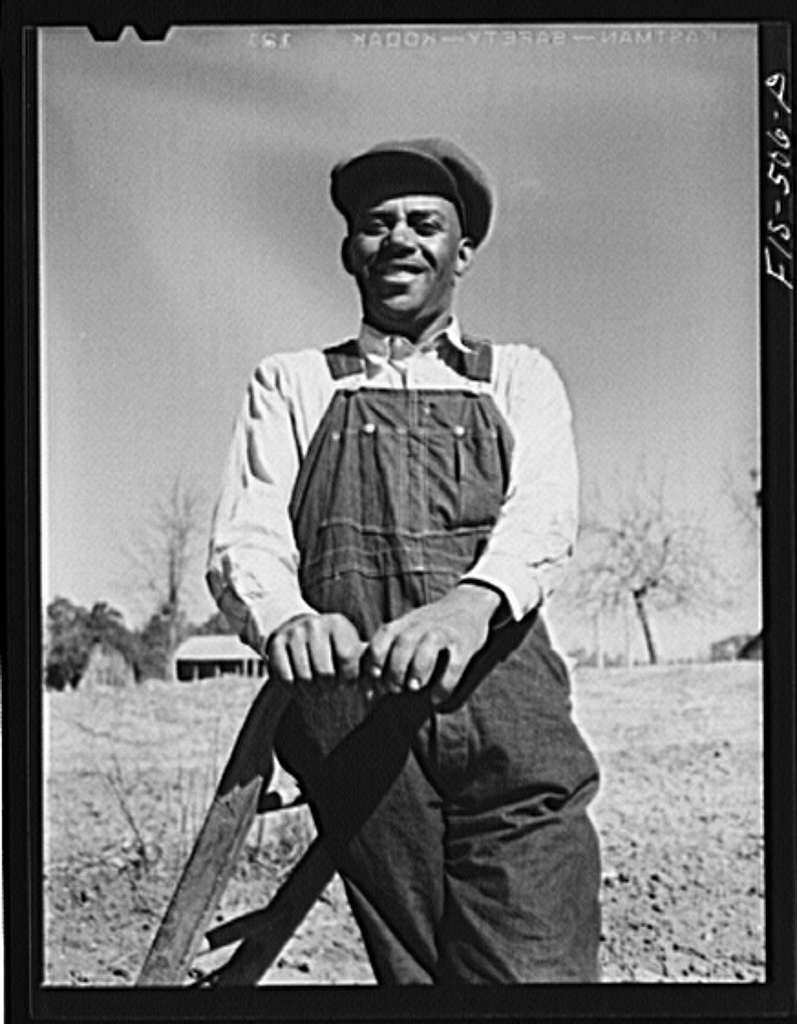 Zebulon, North Carolina. Feggen Jones, farmer
