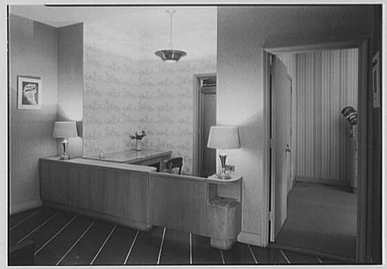 H.A. Seinsheimer & Co., 200 5th Ave., New York City. Interior