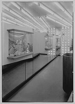 Barton's, business at 219 W. 33rd St., New York City. Interior II