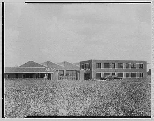 American Enka Corp., Morristown, Tennessee. Entrance