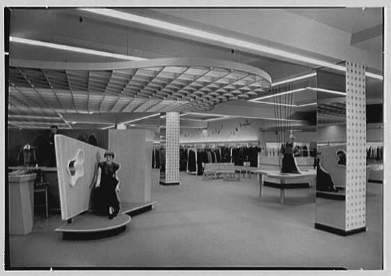 Bond's, business at 5th Ave. and 35th St., New York City. Fifth floor I