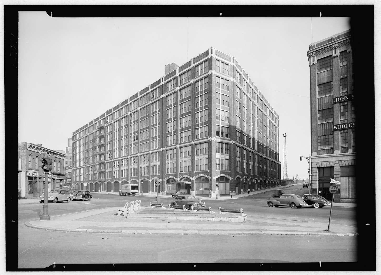 E.R. Squibb & Son, Northern Blvd., Long Island City. Exterior