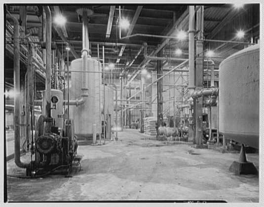 Dominion Alkali & Chemical Co., Ltd., Beaunhois i.e. Beauharnois, Canada. Manufacturing department