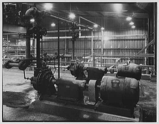 Dominion Alkali & Chemical Co., Ltd., Beaunhois i.e. Beauharnois, Canada. Pumps