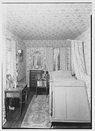 Mrs. Charles Henry Fallasse, Andely, residence in Cross River, New York. Bedroom III
