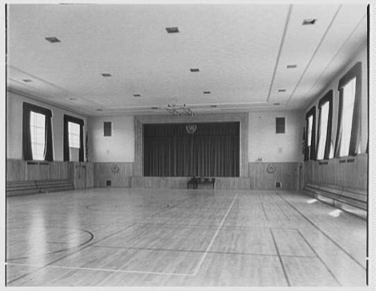 St. Mary's School. Auditorium