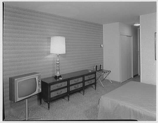 Americana Hotel, 52nd St. and 7th Ave., New York City. Room 1544, II