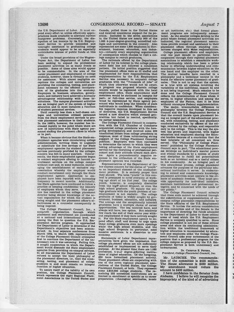 Congressional Record, v. 109