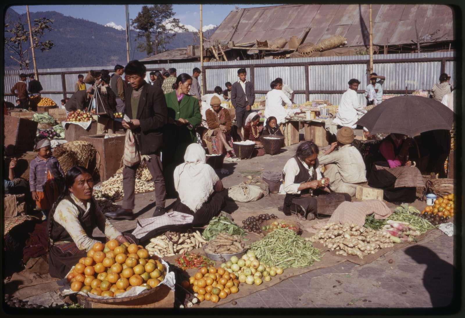Market, Gangtok, Sikkim