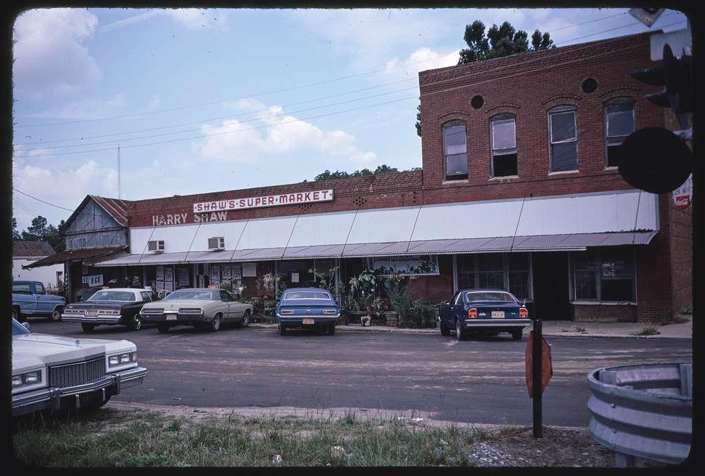 Preston Newell's home, south of Tifton Georgia; El Dorado, Georgia; Lenox, Georgia