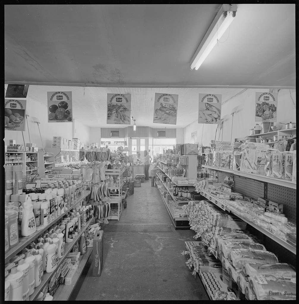 Shaw's Market, Lenox, Georgia