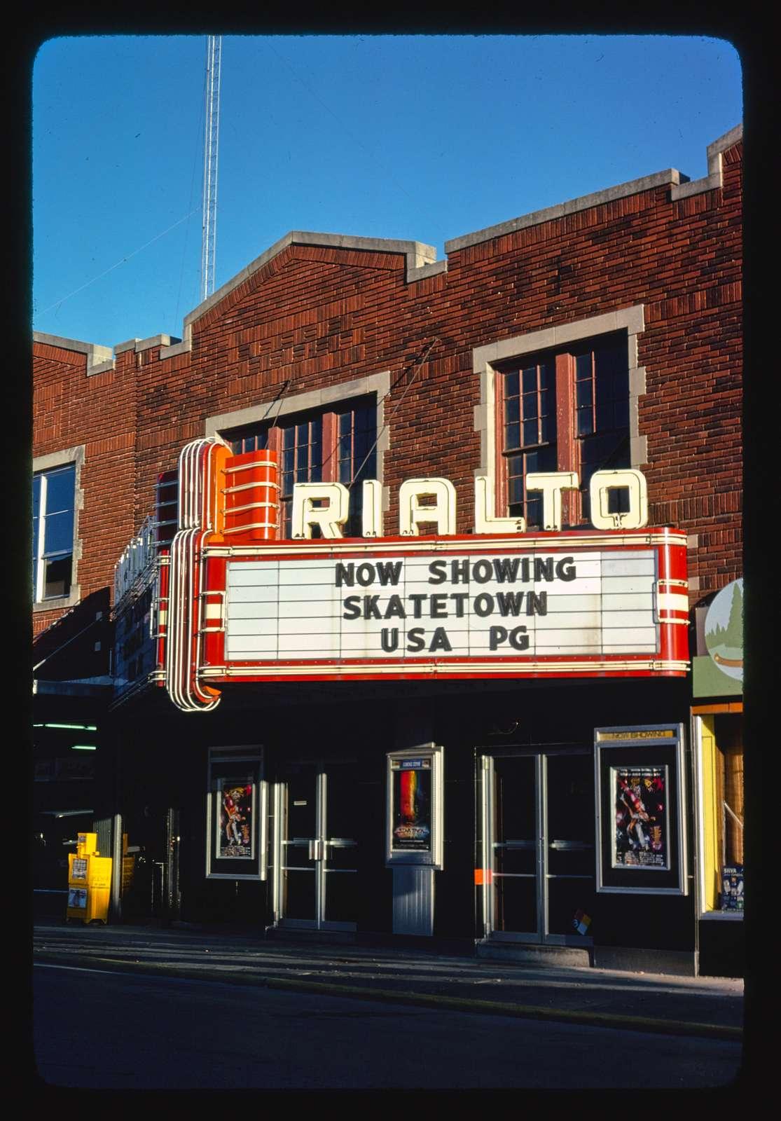 Rialto Theater, Broadway Street, Cape Girardeau, Missouri
