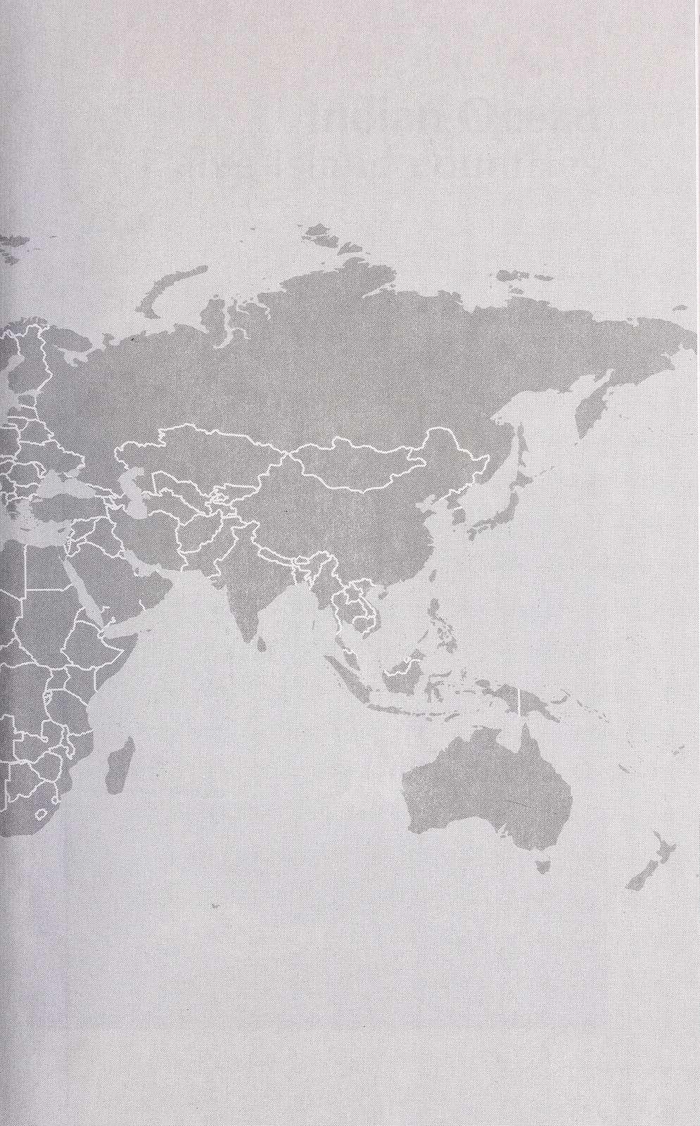 Indian Ocean : five island countries