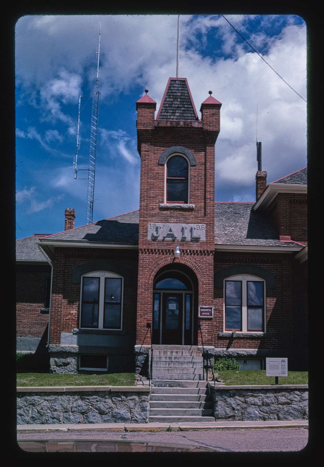 Jail (1896), Philipsburg, Montana