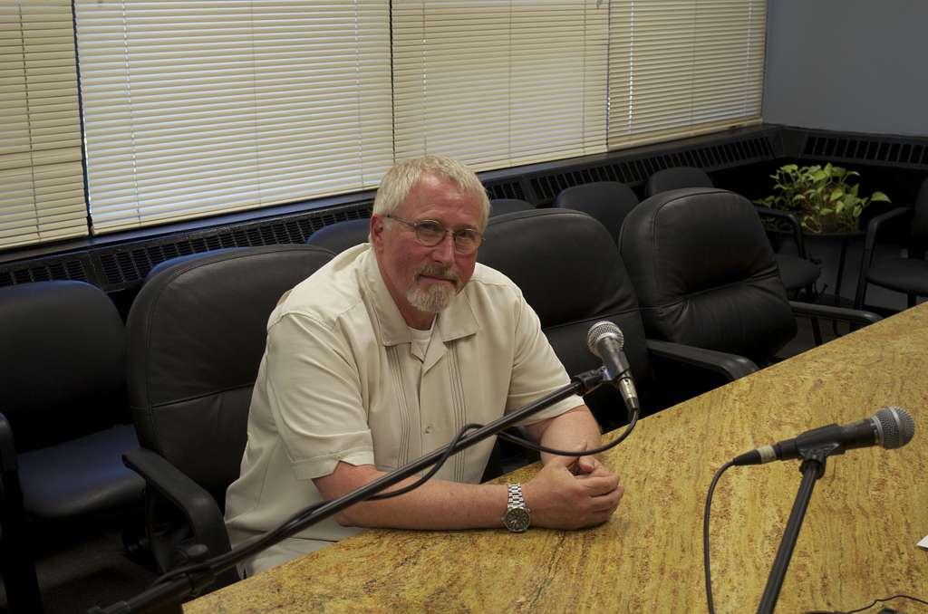 Richard Rowe interview conducted by Clark Douglas Halker, 2011-07-08