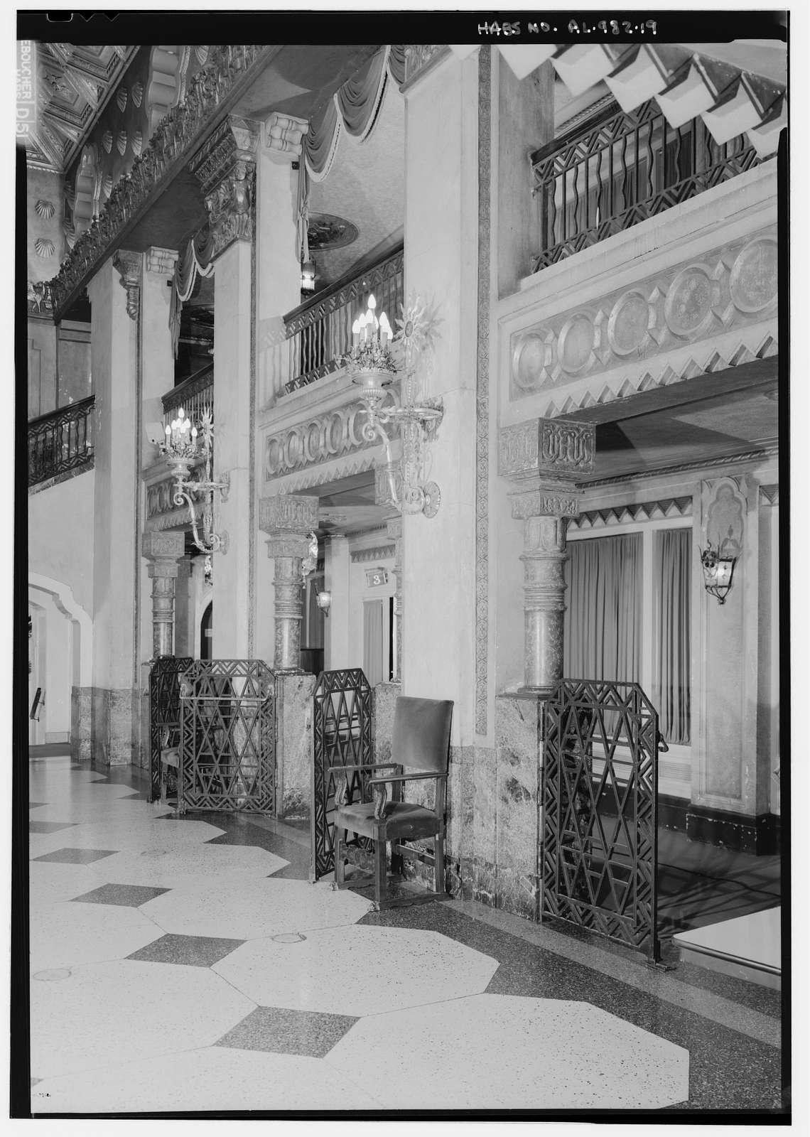 Alabama Theatre, 1811 Third Avenue North, Birmingham, Jefferson County, AL