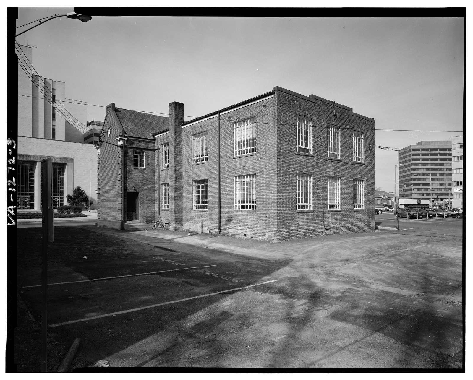 Ball Building, 1437 North Court House Road, Arlington, Arlington County, VA