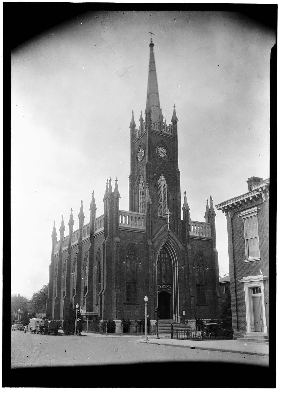 St. Mary's Cathedral, Natchez, Adams County, MS
